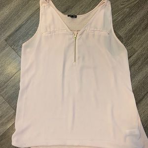 EXPRESS HUDSON TANK LIGHT PINK